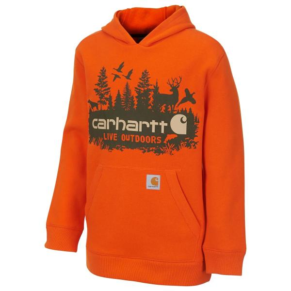 Carhartt Boys' Outdoors Sweatshirt