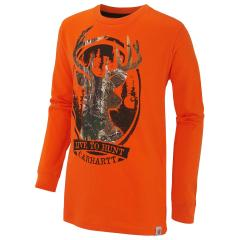 Boys' Live To Hunt Tee