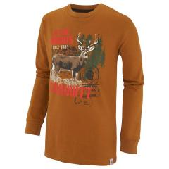 Carhartt Boys' In The Woods Tee