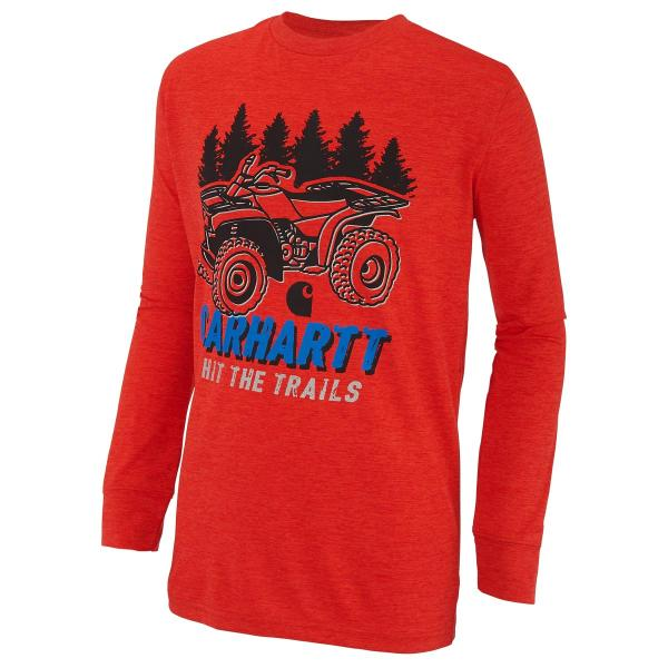 Carhartt Boys' Hit the Trails Force Tee