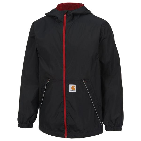 Carhartt Boys' Packable Rain Jacket