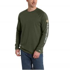 Men's Force Cotton Delmont Sleeve Graphic T-Shirt - Discontinued Pricing
