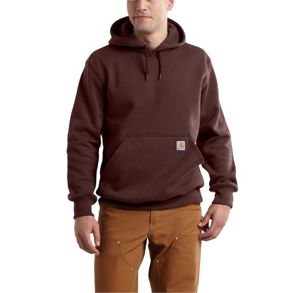 Carhartt Men's Rain Defender Paxton Heavyweight Hooded Sweatshirt - Past Season - Discontinued Pricing