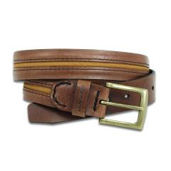 Canvas Inlay Belt