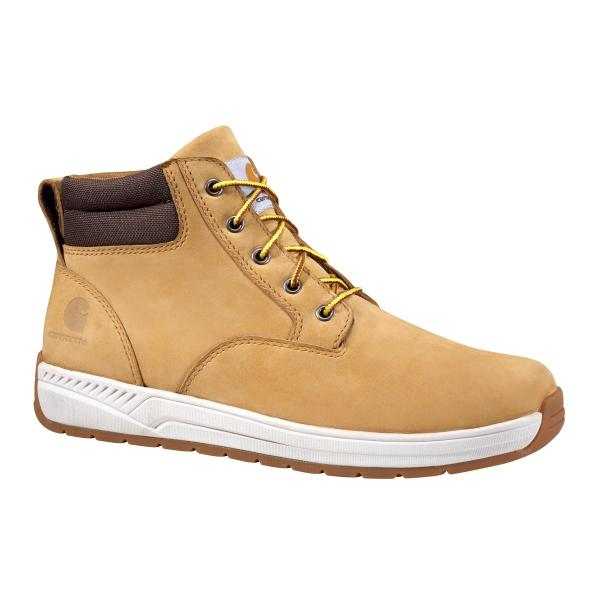 Carhartt Men's 4 Inch Lightweight Wedge Boot - Non Safety Toe - Wheat