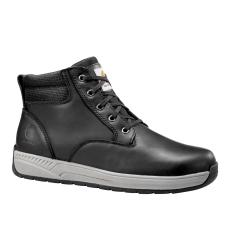 Men's 4 Inch Lightweight Wedge Boot - Non Safety Toe - Black