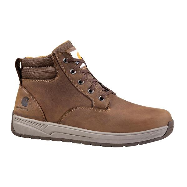 Carhartt Men's 4 Inch Lightweight Wedge Boot - Non Safety Toe - Bison