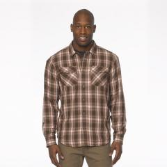 Men's Asylum Flannel Shirt - Discontinued Pricing