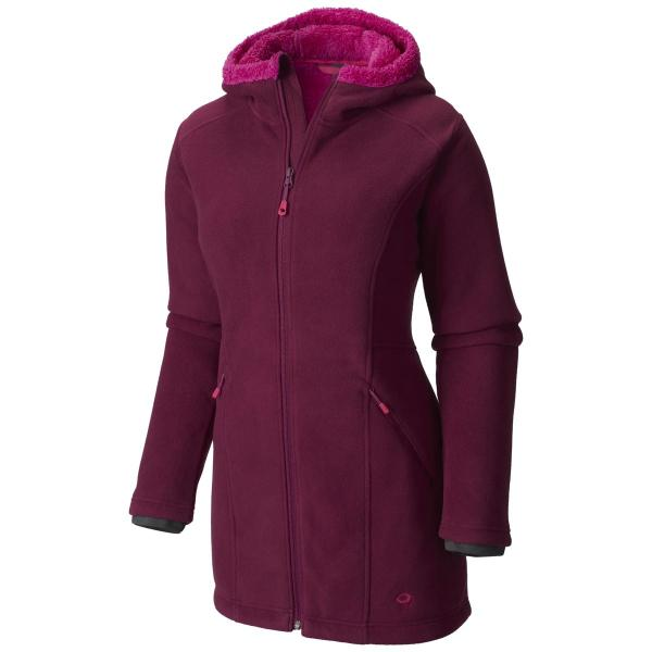 Mountain Hardwear Women's Dual Fleece Hooded Parka - Discontinued Pricing