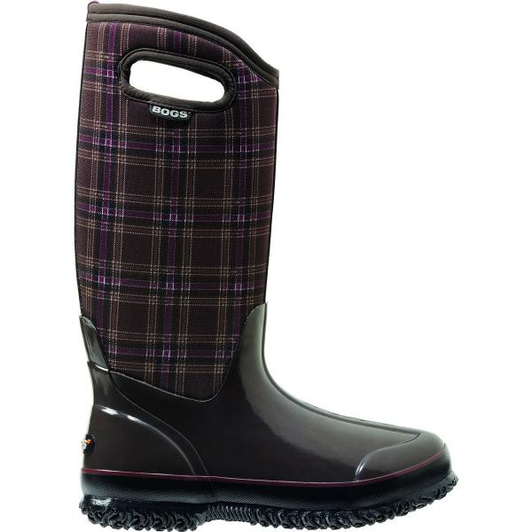 Bogs Women's Classic Winter Plaid Tall - Discontinued Products