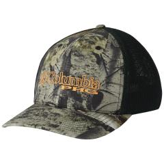 Men's Camo Mesh Ball Cap - Past Season