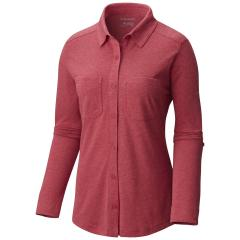 Women's Saturday Trail Knit Long Sleeve Shirt - Extended Sizes
