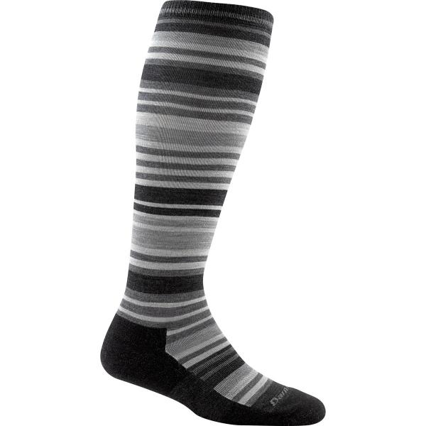Darn Tough Vermont Women's Striped Knee High Light Cushion