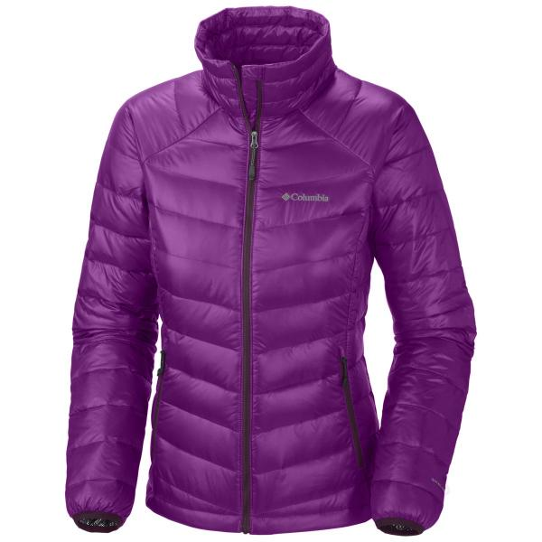 Columbia Women's Platinum 860 TurboDown Jacket - Discontinued Pricing