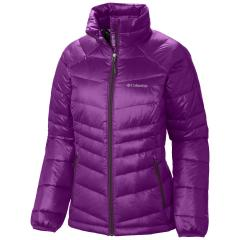 Columbia Women's Gold 650 TurboDown Radial Jacket - Discontinued Pricing