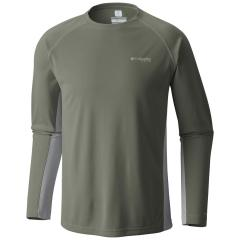 Columbia Men's Cast Away Zero Knit Long Sleeve Shirt - Discontinued Pricing