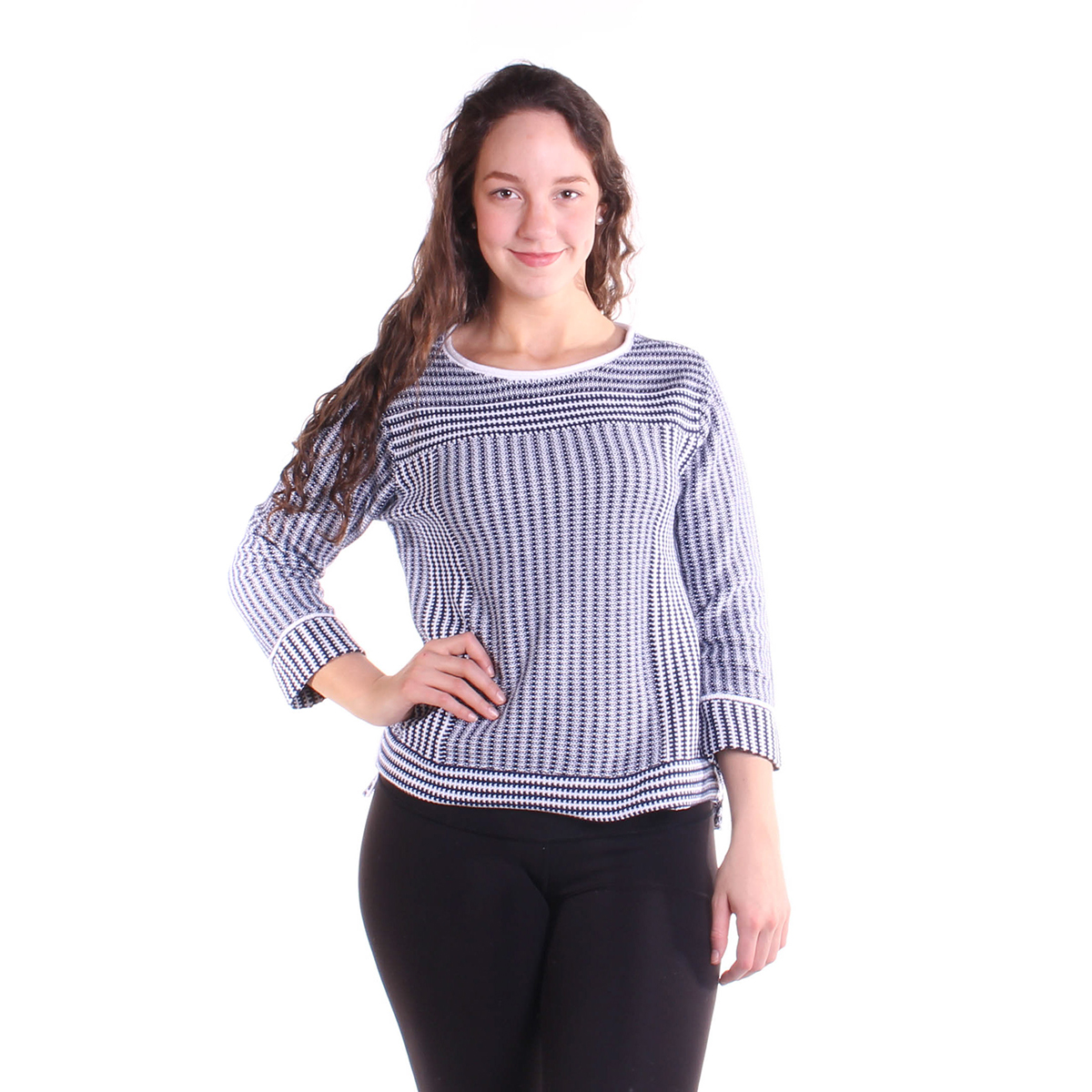 Habitat Women's Boxy Crew Sweater