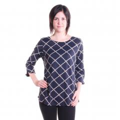 Women's Boat Neck Top
