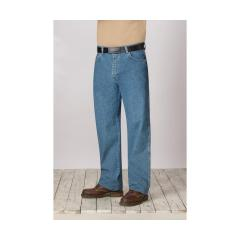 Men's Stone Washed Loose Fit Jean Excel FR