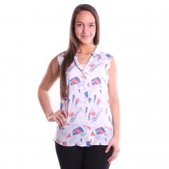 Women's Challis Shirt