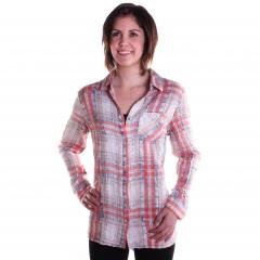 Women's Patch Pocket Shirt