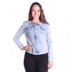 Women's Fancy Jean Jacket