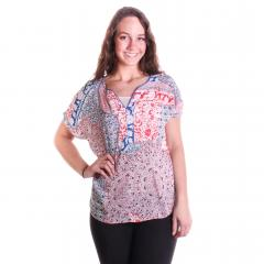 Women's Abstract Top