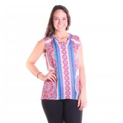 Women's Beaded Blouse