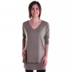 Women's Layer V-Neck Top