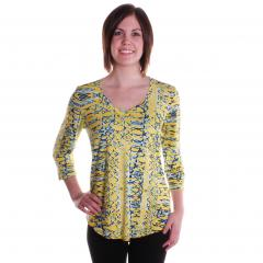 Women's Elbow Sleeve Top