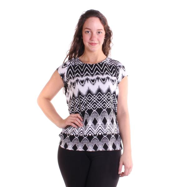 Tribal Women's Tie Back Top