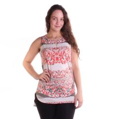 Women's Keyhole Top