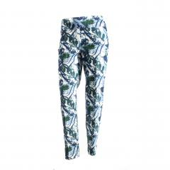 Women's Blue Bell Floral Ankle Pant