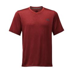 The North Face Men's Reactor Short Sleeve V-Neck