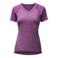 The North Face Women's Reactor V-Neck Short Sleeve