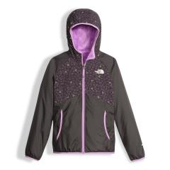 Girls' Reversibile Breezeway Wind Jacket
