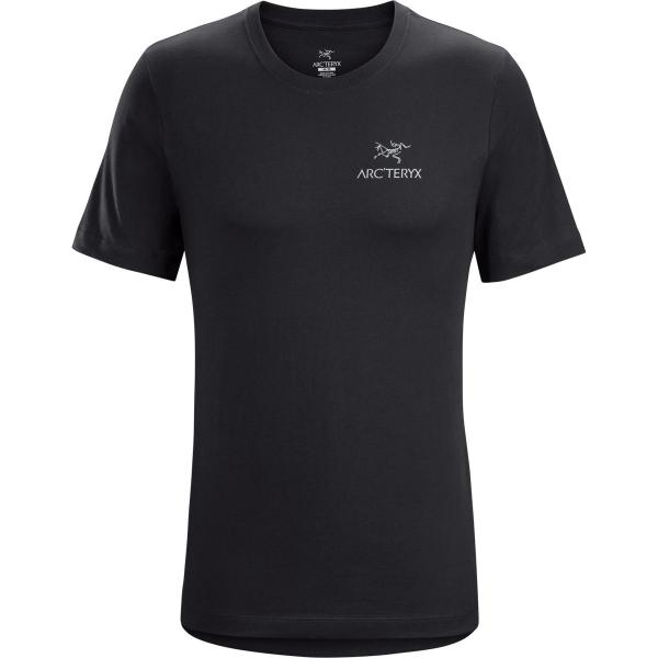 Arcteryx Men's Emblem Short Sleeve T-Shirt