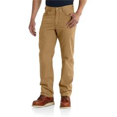 Men's 5 Pocket Relaxed Fit Pant
