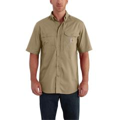 Men's Force Ridgefield Solid Short Sleeve Shirt