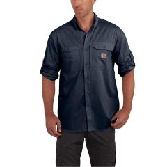 Men's Force Ridgefield Solid Long Sleeve Shirt