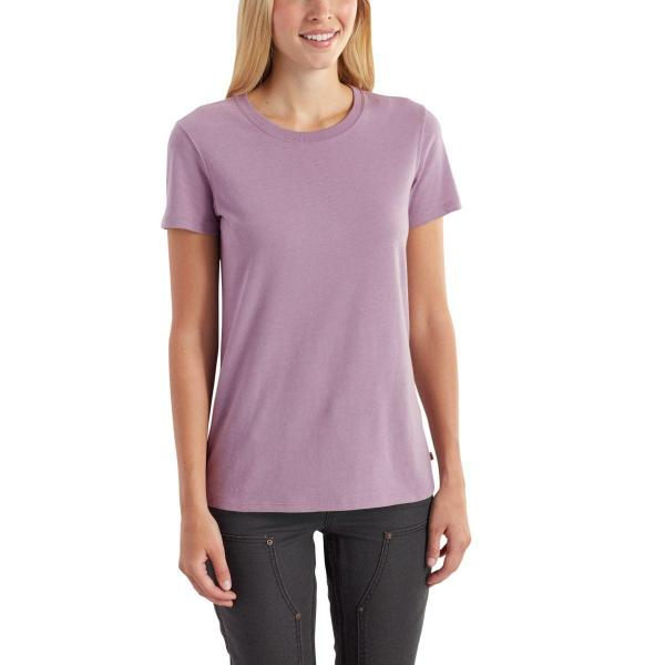 Carhartt Women's Lockhart Short Sleeve Crewneck T-Shirt
