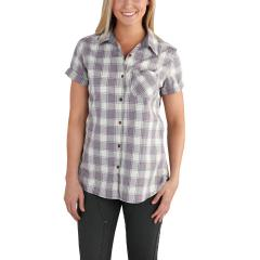 Carhartt Women's Dodson Short Sleeve Shirt