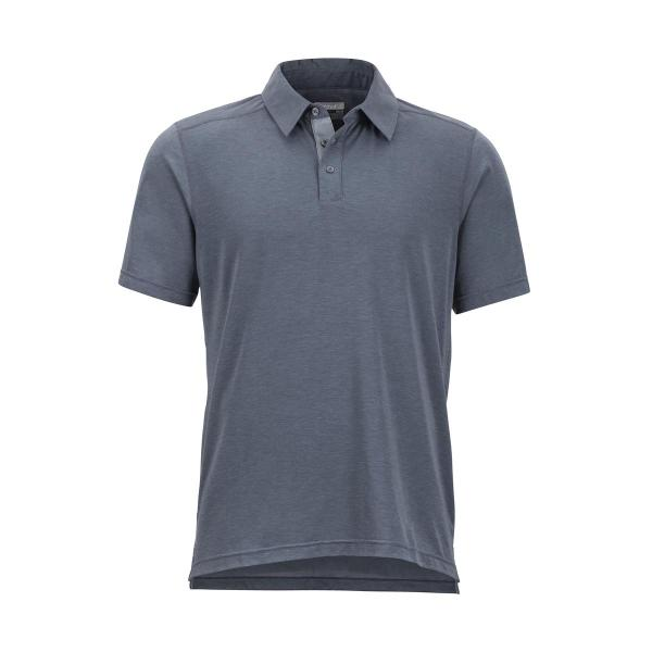 Marmot Men's Wallace Short Sleeve Polo
