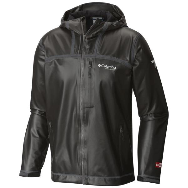 Columbia Men's OutDry Ex Stretch Hooded Shell