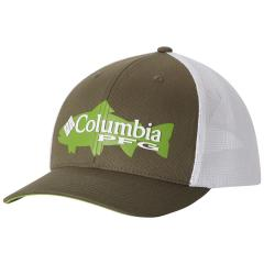 Columbia PFG Signature 110 Ball Cap