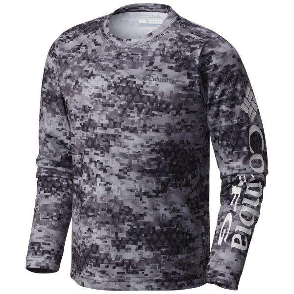 Columbia Boys' Super Terminal Tackle Long Sleeve