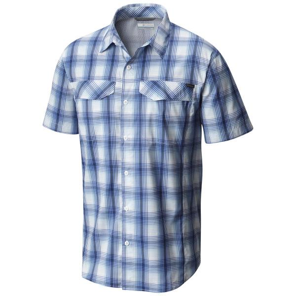 Columbia Men's Silver Ridge Lite Plaid Short Sleeve