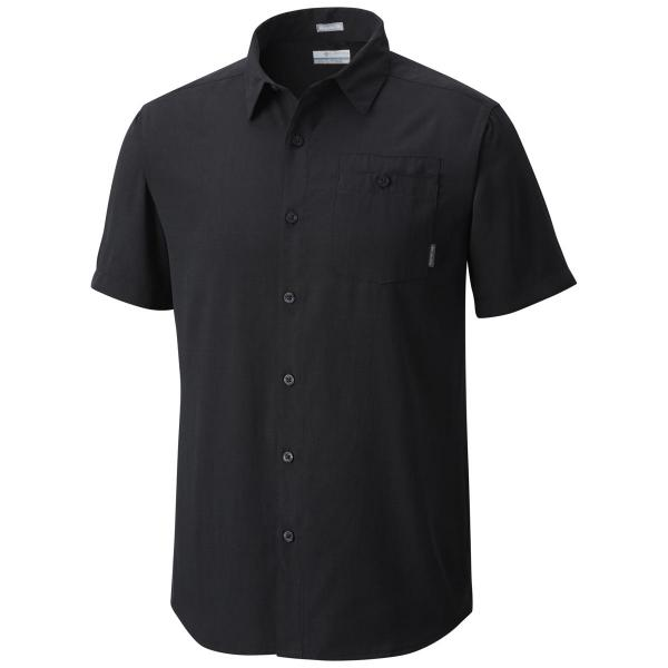 Columbia Men's Mossy Trail Short Sleeve Shirt - Tall Sizes