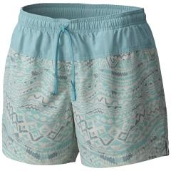 Women's Sandy River Printed Short