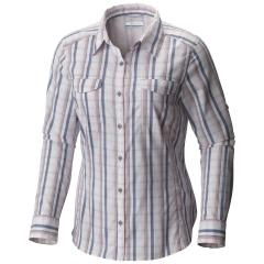 Columbia Women's Silver Ridge Lite Plaid Long Sleeve